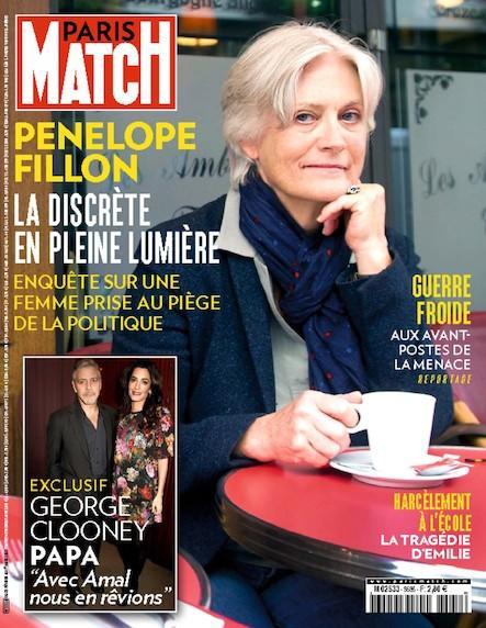 Paris Match N°3536