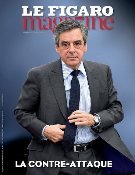Le Figaro Magazine - Mars 2017 : La contre-attaque