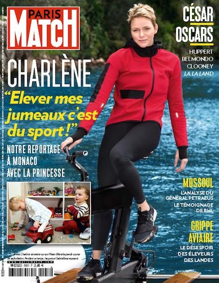 Paris Match N°3537