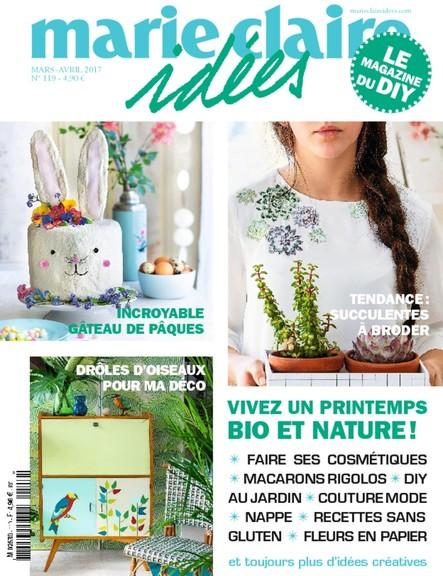 Marie Claire Idées - Mars/Avril 2017