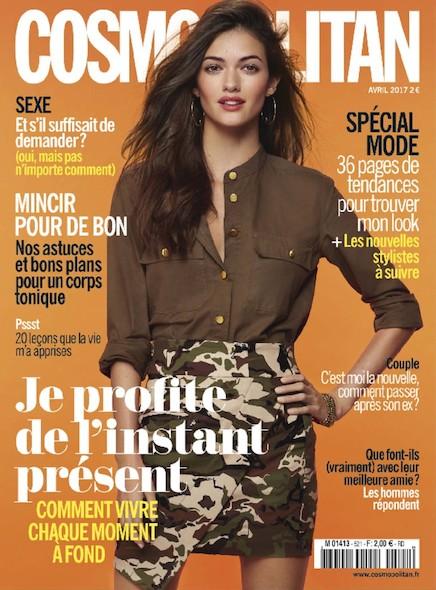 Cosmopolitain - Avril 2017