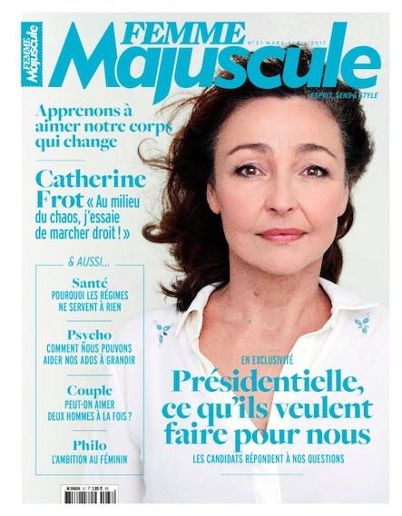 Femme Majuscule N°37 - Mars / Avril 2017