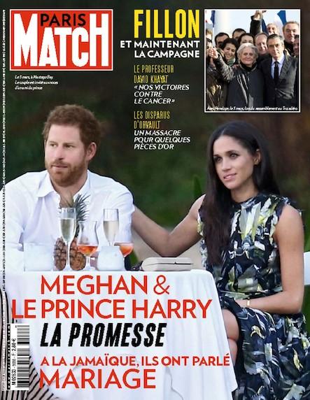 Paris Match N°3538