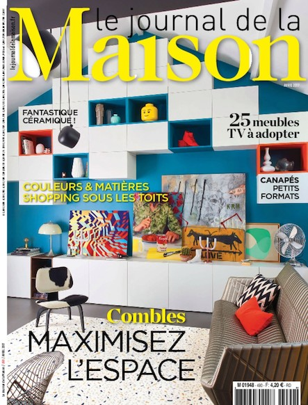 Le Journal de La Maison - Avril 2017