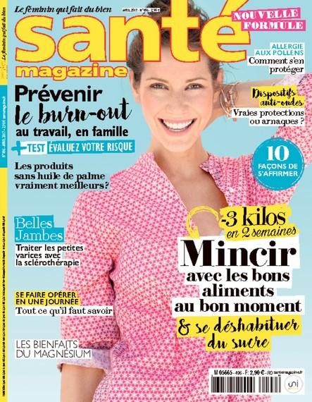 Santé Magazine - Avril 2017