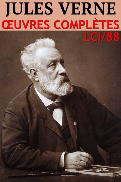 Jules Verne : Oeuvres complètes - N° 88 [entièrement illustré (5400 gravures)]