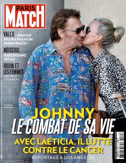 Paris Match N°3539