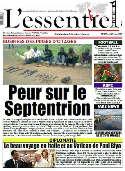 L'essentiel du Cameroun - Numéro 047