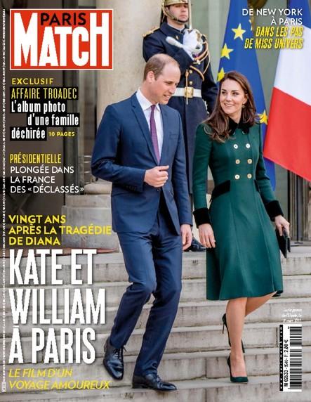 Paris Match N°3530