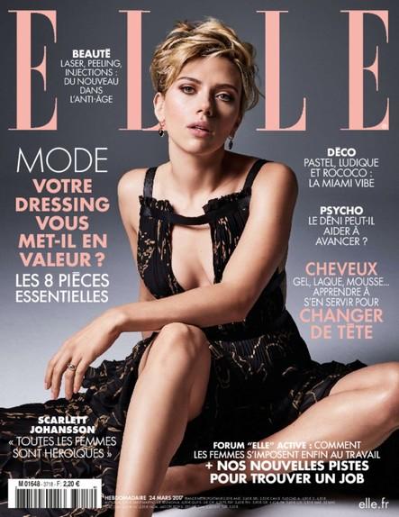Elle - Mars 2017 N°4