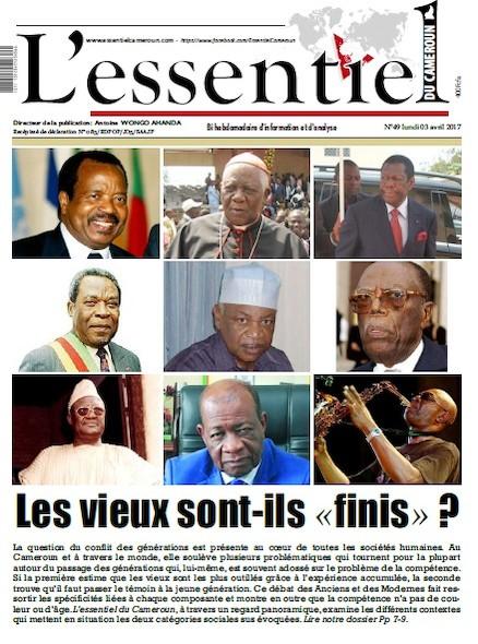 L'essentiel du Cameroun - Numéro 049