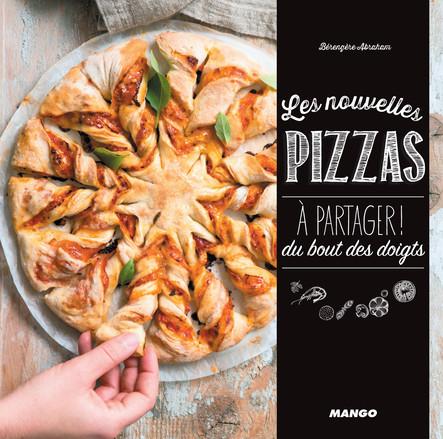 Les nouvelles pizzas à partager ! : Du bout des doigts