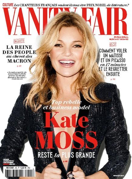 Vanity Fair - Avril 2017