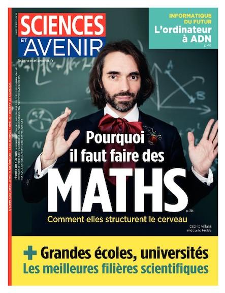 Sciences et Avenir - Février 2017
