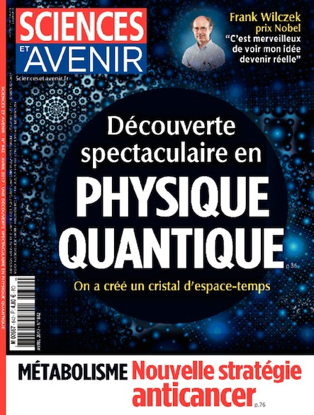 Sciences et Avenir - Avril 2017
