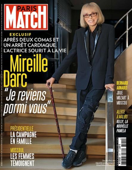 Paris Match N°3541