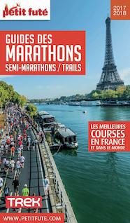 Guide des marathons 2017-2018 Petit Futé | Auzias, Dominique