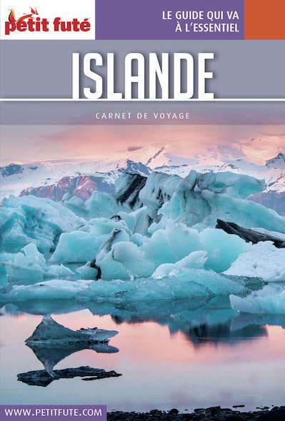 Islande carnet de voyage