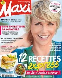 Maxi | Avril 2017 | N°1588 |
