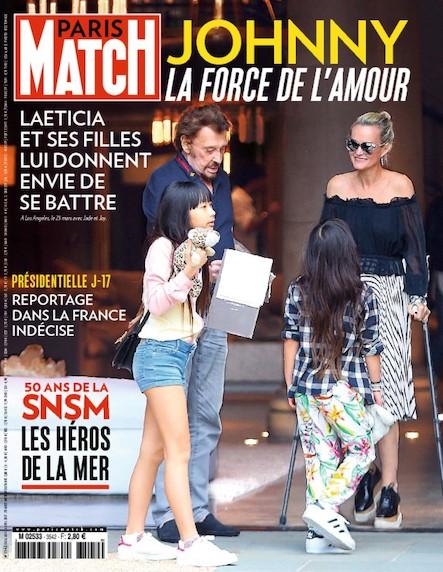 Paris Match N°3542