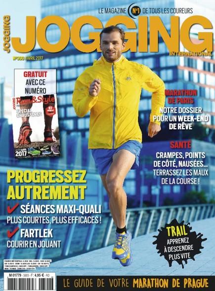 Jogging - Avril 2017