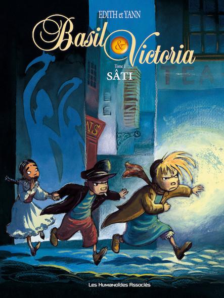 Basil et Victoria T1 : Sâti