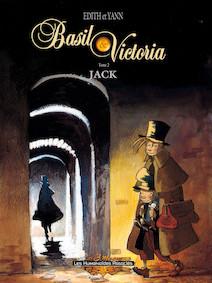 Basil et Victoria T2 : Jack | Edith (dessinatrice)