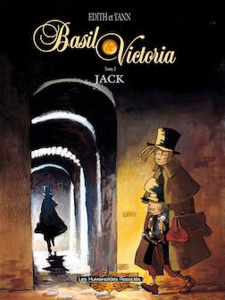 Basil et Victoria T2 : Jack | Yann (scénariste)