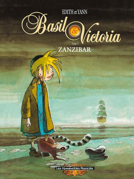 Basil et Victoria T3 : Zanzibar