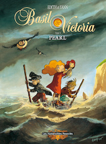 Basil et Victoria T4 : Pearl | Yann (scénariste)