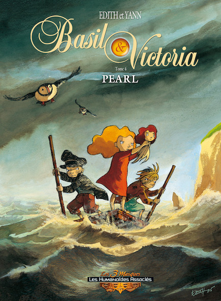 Basil et Victoria T4 : Pearl