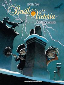 Basil et Victoria T5 : Ravenstein | Edith (dessinatrice)