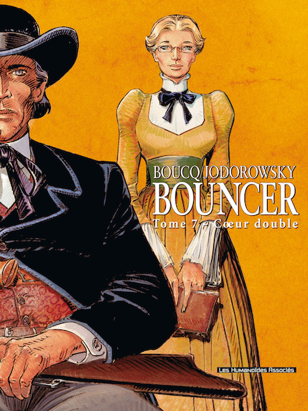 Bouncer T7 : Coeur double
