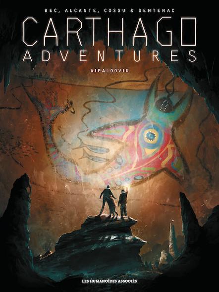 Carthago Adventures T3 : Aipaloovik