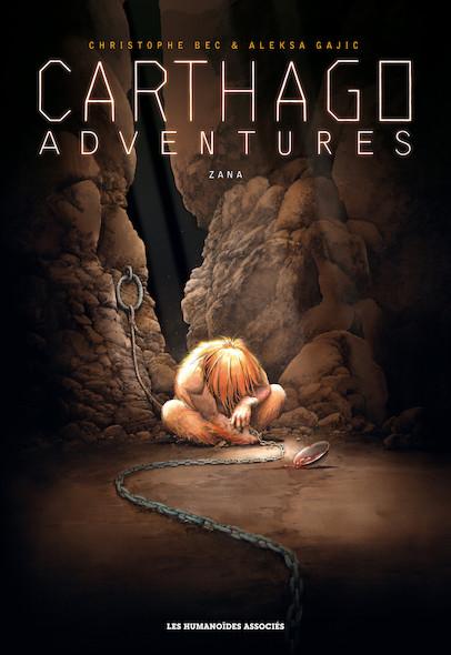 Carthago Adventures T5 : Zana