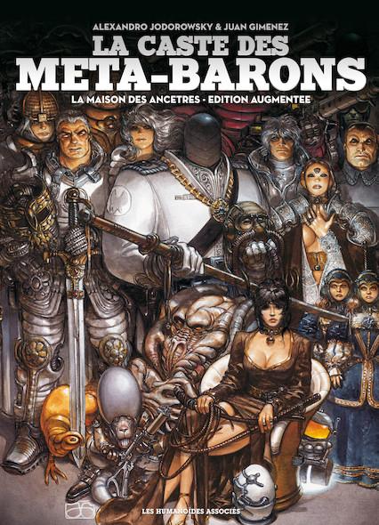La Caste des Méta-Barons T9 : La Maison des ancêtres