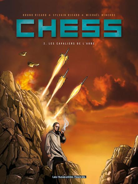 Chess T2 : Les Cavaliers de l'Aube