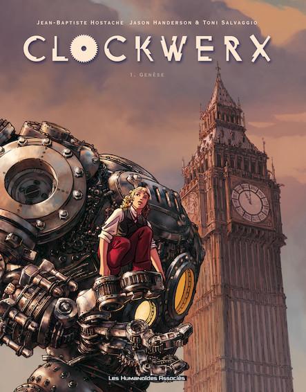 Clockwerx T1 : Genèse