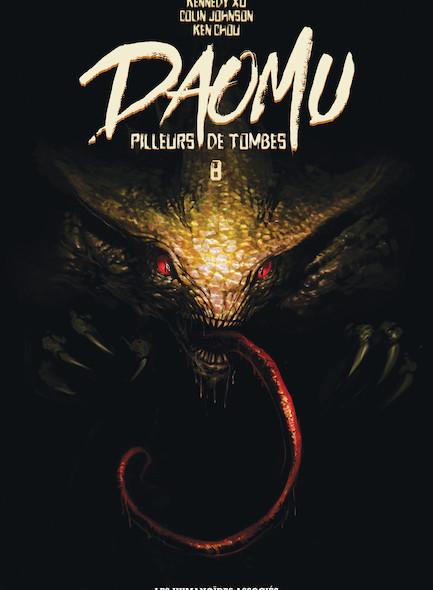 Daomu - Pilleurs de tombes V8
