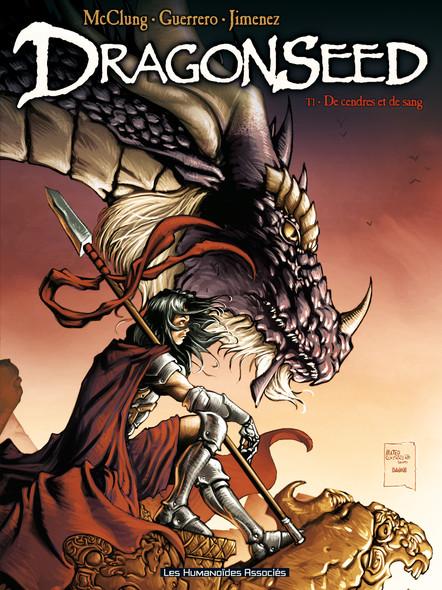 Dragonseed #1 : De cendres et de sang