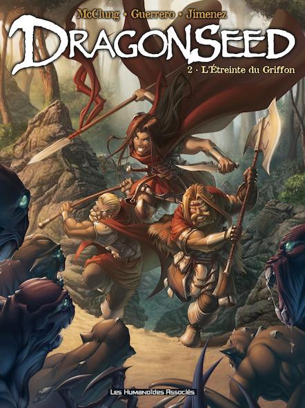 Dragonseed #2 : L'Étreinte du Griffon
