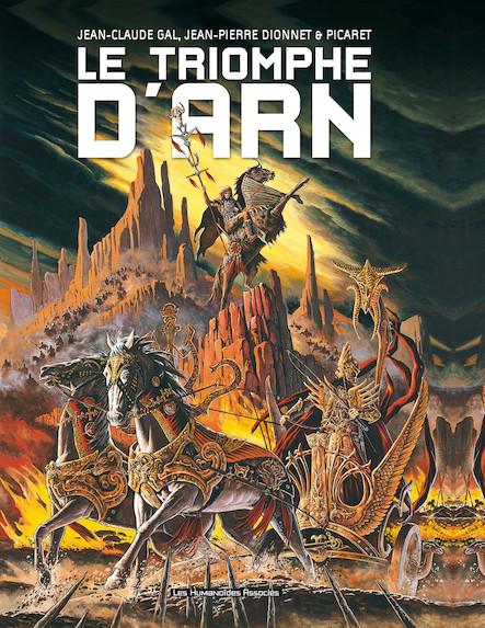 Epopées fantastiques : Le Triomphe d'Arn