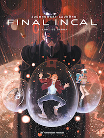 Final Incal T2 : Louz de Garra |