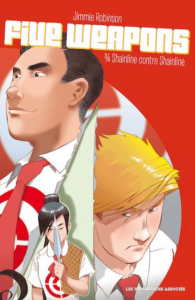 Five Weapons T3 : Shainline contre Shainline