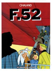 Freddy Lombard : F.52   Yann (scénariste)
