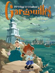 Gargouilles T2 : La Clé du Temps |