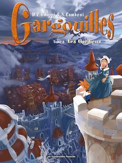 Gargouilles T3 : Les Gardiens | Silvio Camboni