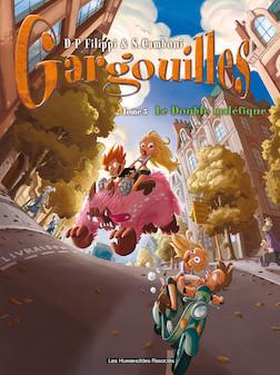 Gargouilles T5 : Le Double maléfique | Silvio Camboni