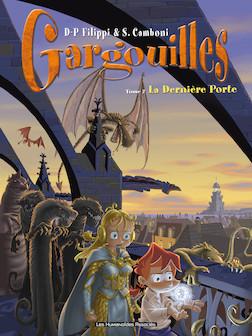 Gargouilles T7 : La Dernière Porte | Silvio Camboni