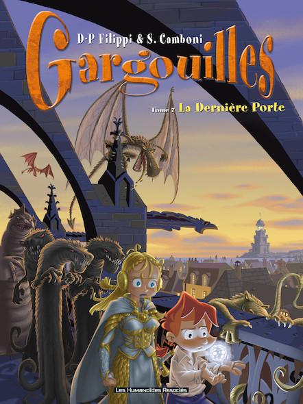 Gargouilles T7 : La Dernière Porte